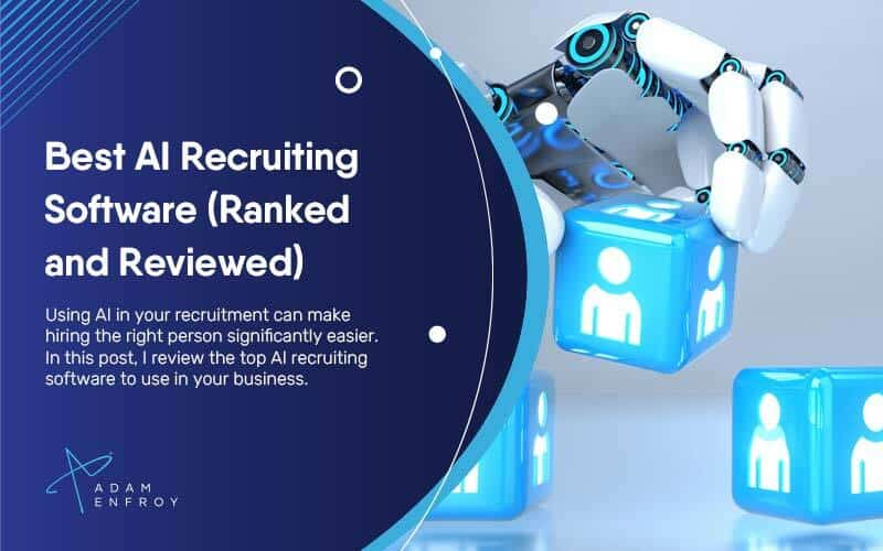 7 Best AI Recruiting Software of 2021 (Ranked and Reviewed)