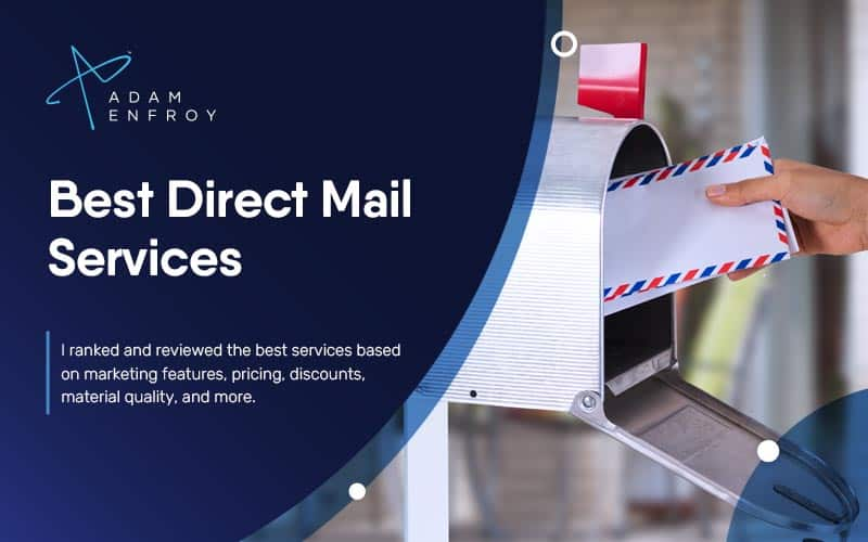 7 Best Direct Mail Services of 2021 (Ranked and Reviewed)
