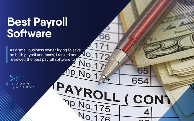 13 Best Small Business Payroll Software of 2021 (Free Guide)
