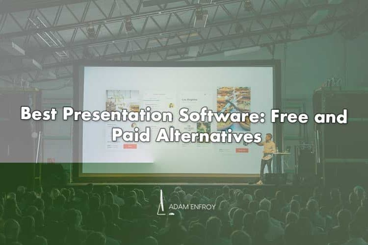 11 Best Presentation Software 2021: Free and Paid Alternatives