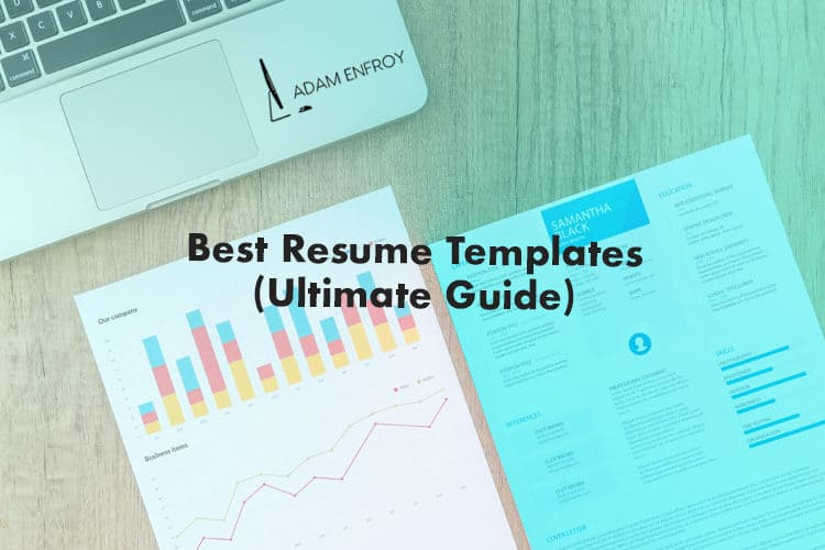 21 Best Resume Templates for 2020 (Free & Easy Downloads)