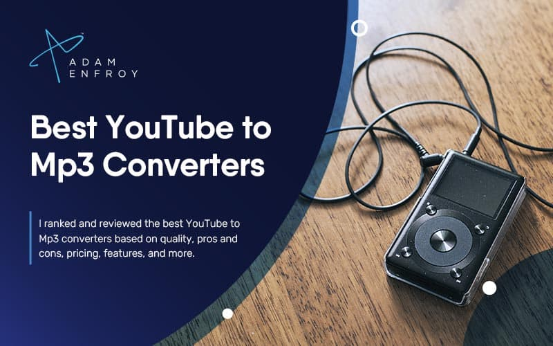 13 Best YouTube to MP3 Converters of 2021 (Free and Online)