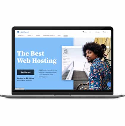 Bluehost Affiliate Offer
