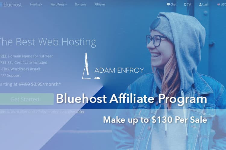 Bluehost Affiliate Program: Make Up to $130 Per Sale in 2020