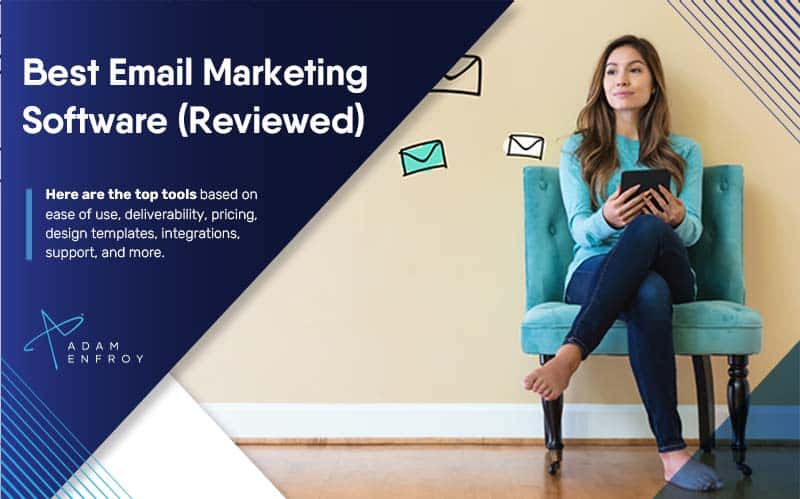 21 Best Email Marketing Software, Services & Platforms (2020)