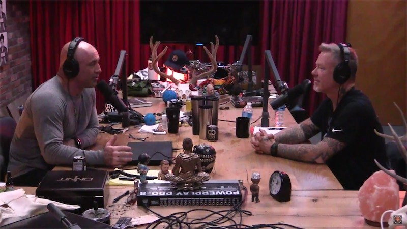 Podcast Hosting Joe Rogan
