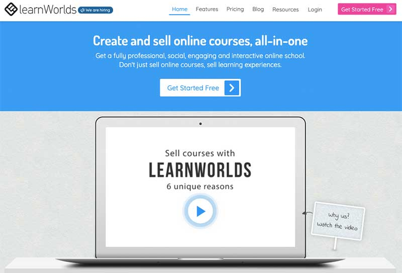 13+ Best Platforms to Create an Online Course in 2019