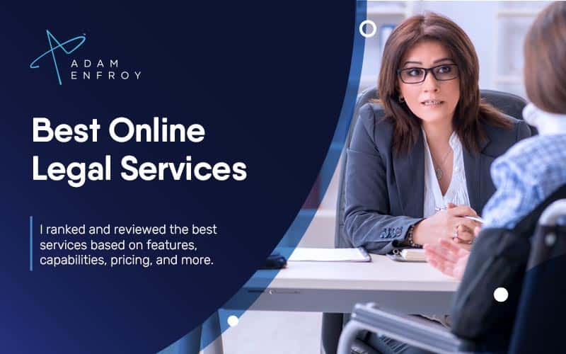 7 Best Online Legal Services of 2021 (Ranked for Business)