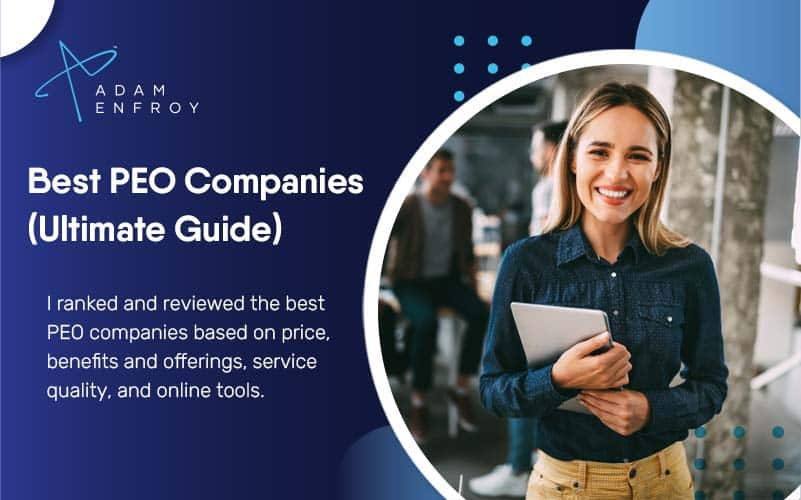 5 Best PEO Companies of 2021 (List of Providers Ranked)