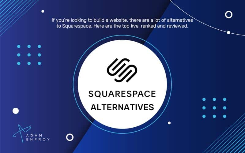 5 Best Squarespace Alternatives For Your Business (2021)