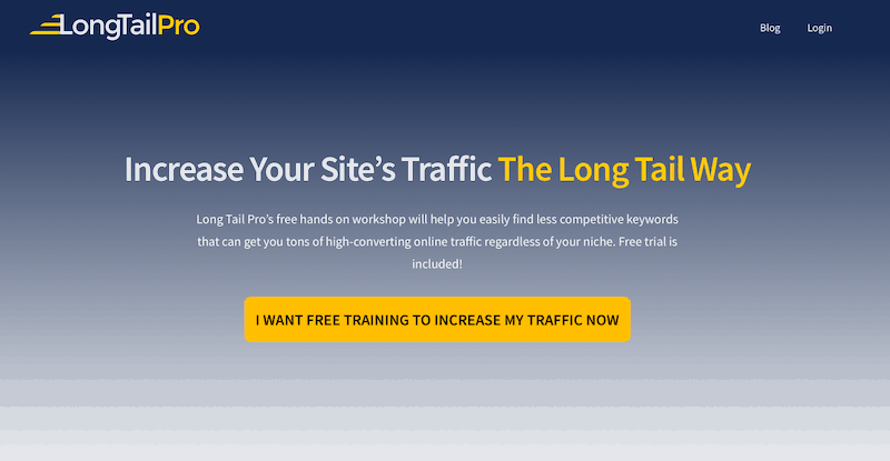 Best SEO Tools Long Tail Pro