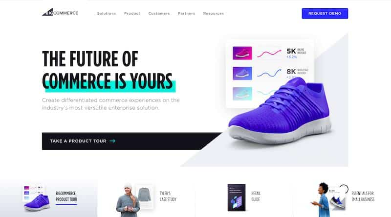 BigCommerce Cover Image