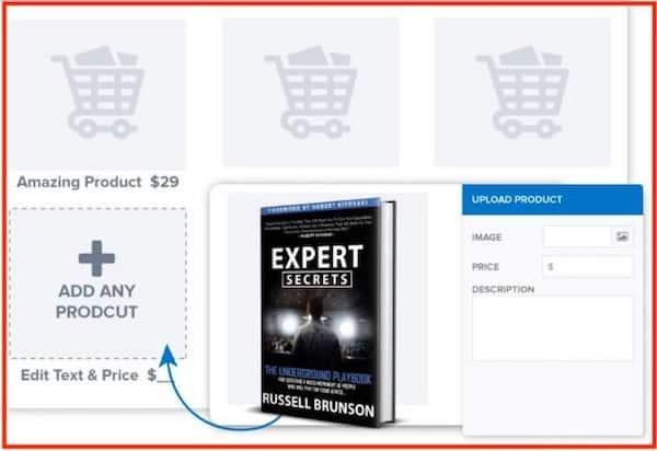 ClickFunnels: Shopping Cart