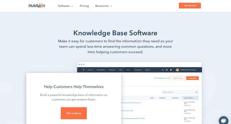 HubSpot Knowledge Base