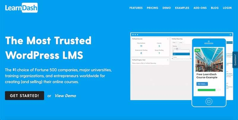 LearnDash - WordPress LMS