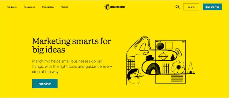Mailchimp: marketing automation platform