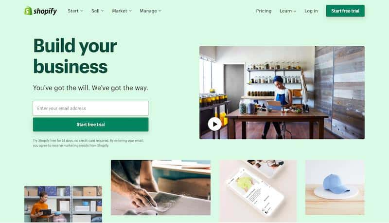 Shopify Cover Image