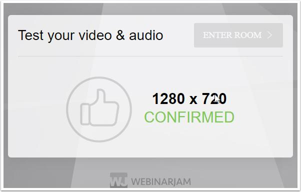 Test Video Confirmation WebinarJam