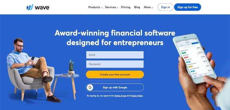 Wave Best Payroll software