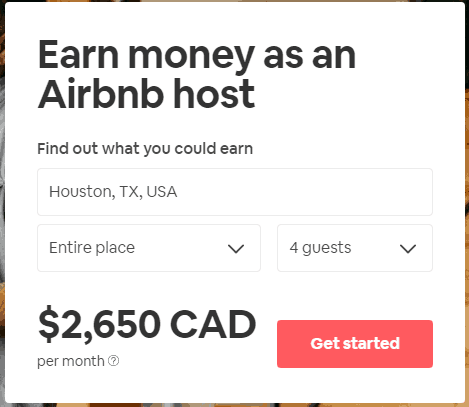 Earn Money as an Airbnb Host
